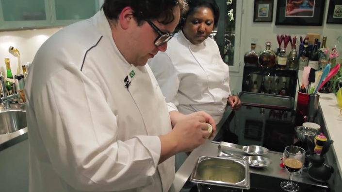 Receita vieiras grelhadas Valter Menezes Na cozinha com CNCV