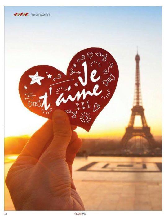 Je t'aime, Paris! Chez Nous Chez Vous